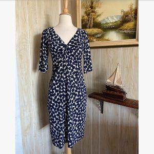 Diane Von Furstenberg • Silk Midi Dress